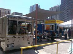 Food Trucks Downtown Austin