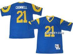 http://www.xjersey.com/st-louis-rams-21-cromwell-blue-throwback-jerseys.html Only$34.00 ST LOUIS RAMS 21 CROMWELL BLUE THROWBACK JERSEYS #Free #Shipping!
