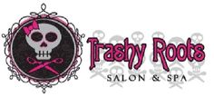 Bad brands No one may attempt to have their hair done by this salon if their logo looks like this, would you even dare? - 45 Major FAIL Logo Designs: Stop Jeopardizing Your Brand! Roots Salon, Fails, Salons, Logo Design, Blog, How To Make, Articles, Internet, Graphics