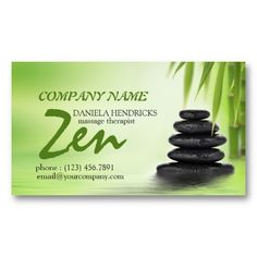 16 Best Massage Therapist Business Cards Images Massage Therapy
