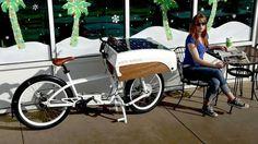 SunCycle solar powered electric cargo bike