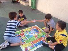 Jocs gegants a Primària