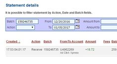 I'm getting paid daily at ACX and here is proof of my latest withdrawal. This is not a scam and I love making money online with Ad Click Xpress.  Join for FREE and get 20$ + 10$ + 5$ Monsoon, Ad and Media value packs from ACX.  My #247 Withdrawal Proof of online income from AdClickXpress.