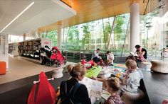 Surry Hills Library - childrens area