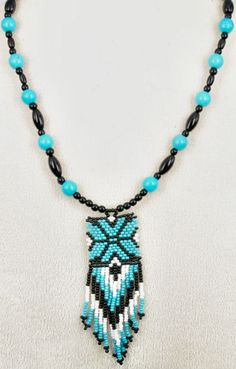 Cherokee Indian And Styled Beaded Necklaces Page 2 Style