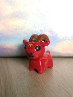 Bird Toy Part BULK Fairy House Mushroom Charm Sugar Glider Plastic Acrylic Pendant !