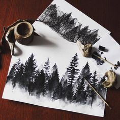 Watercolorist: @aisashashe #watercolor #waterblog #акварель #aquarelle #painting #drawing #art #artist #artwork #painting #illustration