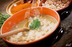 Фасолевый суп со свининой в скороварке