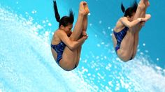China's Wu and He win 3m synchro via http://newsmix.me