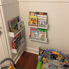 Diana Frame added a photo of their purchase Shelf Wall, Wall Mounted Shelves, Princess Room Decor, Drill Bit Sizes, Wall Bookshelves, Book Wall, Wall Anchors, Under Stairs, Baby Furniture
