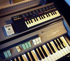 Casio Tone Bank SA-1 & Farfisa Mini Compact