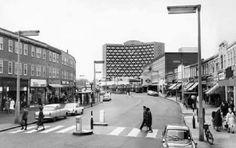 Morden Surrey England in the 1960's
