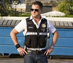 Picture: George Eads in 'CSI: Crime Scene Investigation.' Pic is in a photo gallery for George Eads featuring 40 pictures.