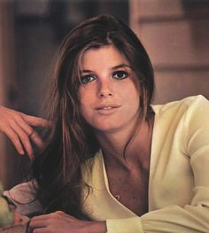 Katharine Ross Katharine Ross: Elaine Robinson in The Graduate Etta Place in Butch Cassidy and the Sundance Kid… Katherine Ross, Julie Christie, Timeless Beauty, Classic Beauty, Vintage Hollywood, Classic Hollywood, Sam Elliott, Sundance Kid, Nostalgia