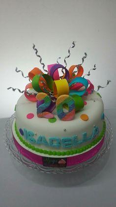 Torta de            Torta de cumpleaños