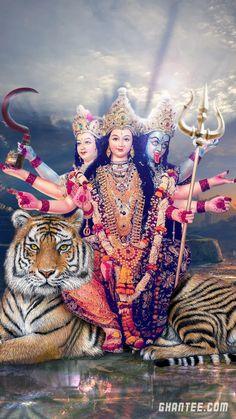 Maa Durga Photo, Maa Durga Image, Durga Kali, Lord Durga, Shiva Parvati Images, Durga Images, Lord Shiva Hd Images, Maa Kali Images, Durga Puja Wallpaper