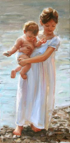 Trent Gudmundsen Springtime on the Shore https://www.amazon.com/Painting-Educational-Learning-Children-Toddlers/dp/B075C1MC5T