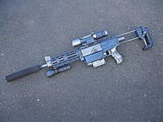 Nerf Recon Swat by ~meandmunch on deviantART