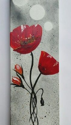 Die 667 Besten Bilder Zu Blumen Malen In 2020 Blumen Malen