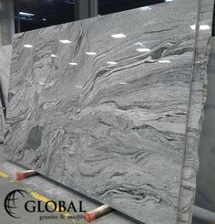 View our wide selection of Granite, Marble, Quartz, Quartize, and more at Global Granite and Marble Quartz Kitchen Countertops, Granite Flooring, Granite Slab, Natural Stone Countertops, Grey Countertops, White Cabinets With Granite, White Granite, Kitchen Redo, Kitchen Remodel