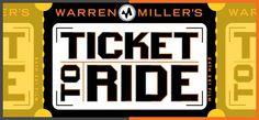 Ticket to ride   Warren Miller movie.