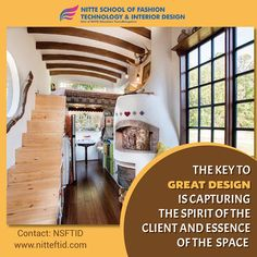 If you are looking for the best Fashion, Apparel & Interior Design,Decoration College in Bangalore, NITTEFTID is the right place to start your dream career. Interior Design Colleges, Interior Design Courses, Best Interior Design, Interior Designing, Apparel Design, Cool Style, Fashion Technology, Places, Success