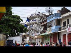 Videos del terremoto de México. Así se vivió el Terremoto M 7.1 Primeros videos. Se ve que se cae un edificio. Tiembla. Sismo de 6.8 otros...