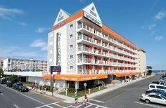 The Spinnaker Motel in Ocean City, Maryland.