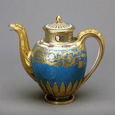 Coffee Pot  France, 1777-1778  The Hermitage Museum