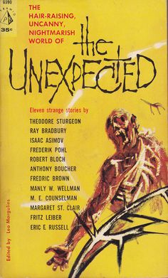 The Unexpected, book cover