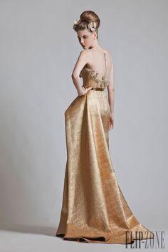 Krikor Jabotian Collection 2013 - Haute couture - http://fr.flip-zone.com/fashion/couture-1/independant-designers/krikor-jabotian-3388