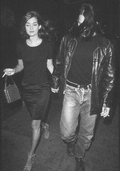 Winona Ryder + Johnny Depp