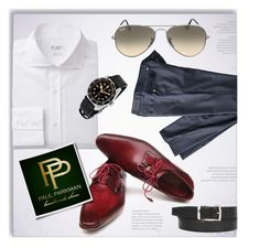 PAULPARKMAN.com by monmondefou on Polyvore featuring polyvore Ray-Ban men's fashion menswear clothing paulparkman
