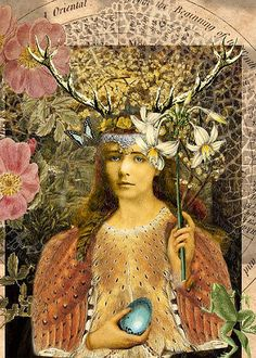Shaman-ess (Pink 11) by Charlotte Self by psuserpics, via Flickr