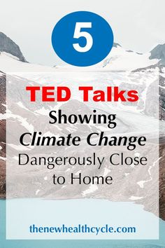 How bad is climate change, how is it affecting us, and what are we doing about it? These top 5 TED Talks will connect you emotionally to the climate change crisis. Climate Change Quotes, About Climate Change, Ted Talks Video, Climate Change Effects, Change Background, Greenhouse Gases, News Health, Energy Level, Global Warming