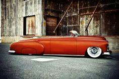 Scott's 1951 Chevy custom.