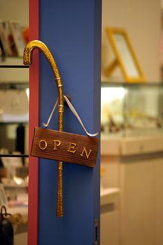 Always open, I am.