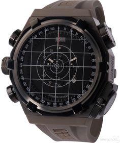 Nu € 299,00 - Offshore Limited OFF001SNB Force 4 Sonar XL horloge WatchXL.nl