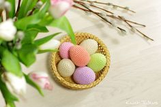 Free pattern - Easter Eggs // Kristi Tullus (spire.ee)