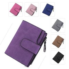 Casual Short Brand Clutch Wallet //Price: $10.99 & FREE Shipping //     #discount