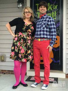Leonard and penny costume