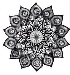 mandala. Cover up tattoo. ----The Sanskrit meaning of mandala is circle. The circle is a symbol of perfection, eternity, unity and completeness.