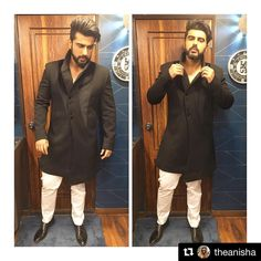 """168.5k Likes, 781 Comments - Arjun Kapoor (@arjunkapoor) on Instagram: """"#Repost @theanisha with @repostapp ・・・ @arjunkapoor being a   for promotions of #halfgirlfriend…"""""""