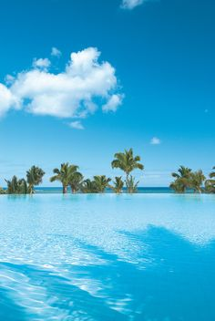 Pool - Le Victoria Hotel - Mauritius