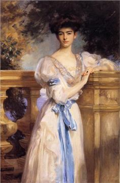 Gladys Vanderbilt - John Singer Sargent, 1906