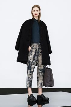 Fall 2014 Ready-to-Wear - Jil Sander Navy