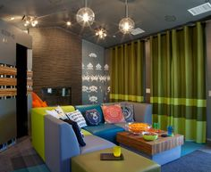 55411e57d4715434cb15d4c08b26a2f2 video game rooms video games hangout rooms for teens contemporary eclectic modern traditional,Home Design Games For Kids