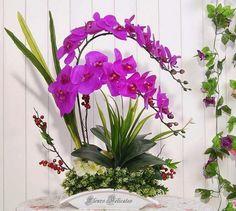 Via Fleurs délicates