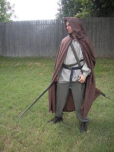 Cloaked Warrior by JoyfulStock on DeviantArt Stock Images People, Cloak, Deviantart, Characters, Mantle, Figurines, Robe