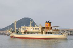 Japan: For Sale: 39m 150pax Ferry/ Cargo January Tender, Boats for sale, used boats, new boat sales, free photo ads - Apollo Duck